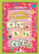 Jocul literelor si al cuvintelor (4-7 ani) - planse - Alice Nichita , Stefania Antonovici