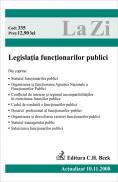 Legislatia functionarilor publici (actualizat la 10.11.2008). Cod 335 - Paul Stewart, Chriss Riddell
