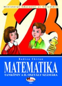 Matematica clasa a II-a (manual limba maghiara) - Stefan Pacearca