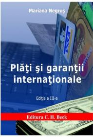 Plati si garantii internationale - Negrus Mariana