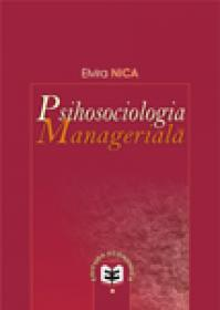 Psihosociologia manageriala - Elvira Nica
