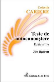 Teste de autocunoastere. Editia 2 - Barrett Jim