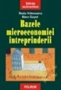 Bazele microeconomiei intreprinderii - Radu Vranceanu, Marc Guyot