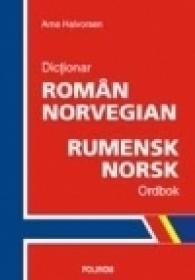 Dictionar roman-norvegian/ Rumensk-norsk ordbok - Arne Halvorsen