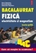 Fizica. Electricitate si magnetism. Teste-grila pentru bacalaureat - Seryl Talpalaru, Dorel Haralamb, Sebastian Talpalaru