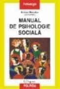 Manual de psihologie sociala - Adrian Neculau
