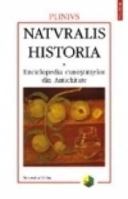 Naturalis historia. Enciclopedia cunostintelor din Antichitate. Volumul al III-lea. Botanica - Plinius