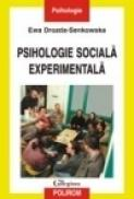 Psihologie sociala experimentala - Ewa Drozda Senkowska