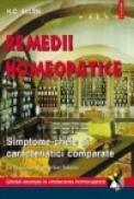 Remedii homeopatice. Simptome-cheie si caracteristici comparate - H. C. Allen