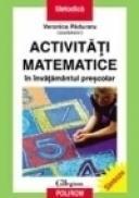 Activitati matematice in invatamintul prescolar - Veronica Paduraru