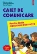 Caiet de comunicare clasa a III-a - Ileana Roscan, Marioara Ianos, Valerica Beldiman