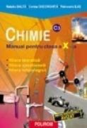 Chimie. Manual pentru clasa a X-a - Natalia Balta, Corina Gheorghita, Petronela Ilas