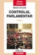 Controlul parlamentar - Marian Enache
