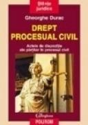 Drept procesual civil - Gheorghe Durac