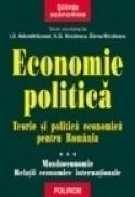 Economie politica ( partea a III-a) - I. D. Adumitracesei, N. G. Niculescu, Elena Niculescu