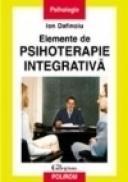 Elemente de psihoterapie integrativa - Ion Dafinoiu