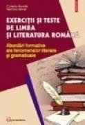 Exercitii si teste de limba si literatura romana - Camelia Gavrila, Mariana Chirila