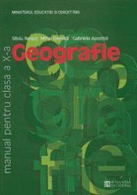 Geografie economica. Manual. Clasa a X a - ***