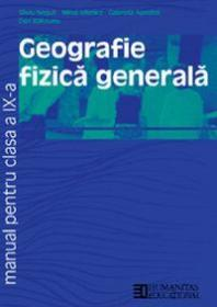 Geografie fizica generala. Clasa a IX a - **