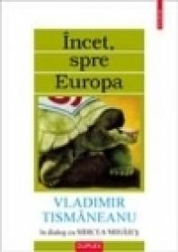 Incet, spre Europa. Un dialog cu Mircea Mihaies - Vladimir Tismaneanu, Mircea Mihaies