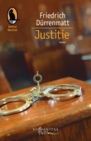 Justitie - Durrenmatt Friedrich