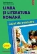 Limba si literatura rom?na. Caiet de evaluare clasa I - Elena Stefanescu