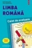 Limba si literatura romana. Caiet de evaluare clasa a II-a - Elena Stefanescu, Emilia Benedek