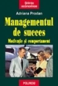 Managementul de succes - Adriana Prodan