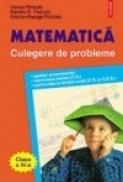 Matematica. Culegere de probleme pentru clasa a IV-a - Dumitru Paraiala, Viorica Paraiala, Cristian-George Paraiala