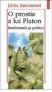 O prostie a lui Platon. Intelectualii si politica - Liviu Antonesei
