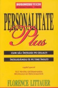 Personalitate Plus - Florence Littauer