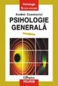 Psihologie generala - Andrei Cosmovici